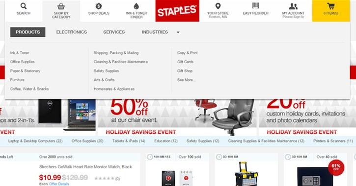 网页设计欣赏:海量国外网页菜单栏 你的设计也可以如此哦